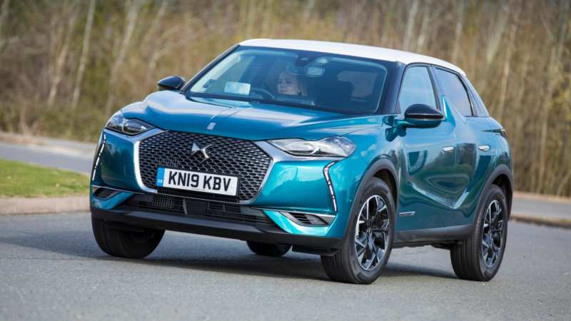 DS3 Crossback photo auto