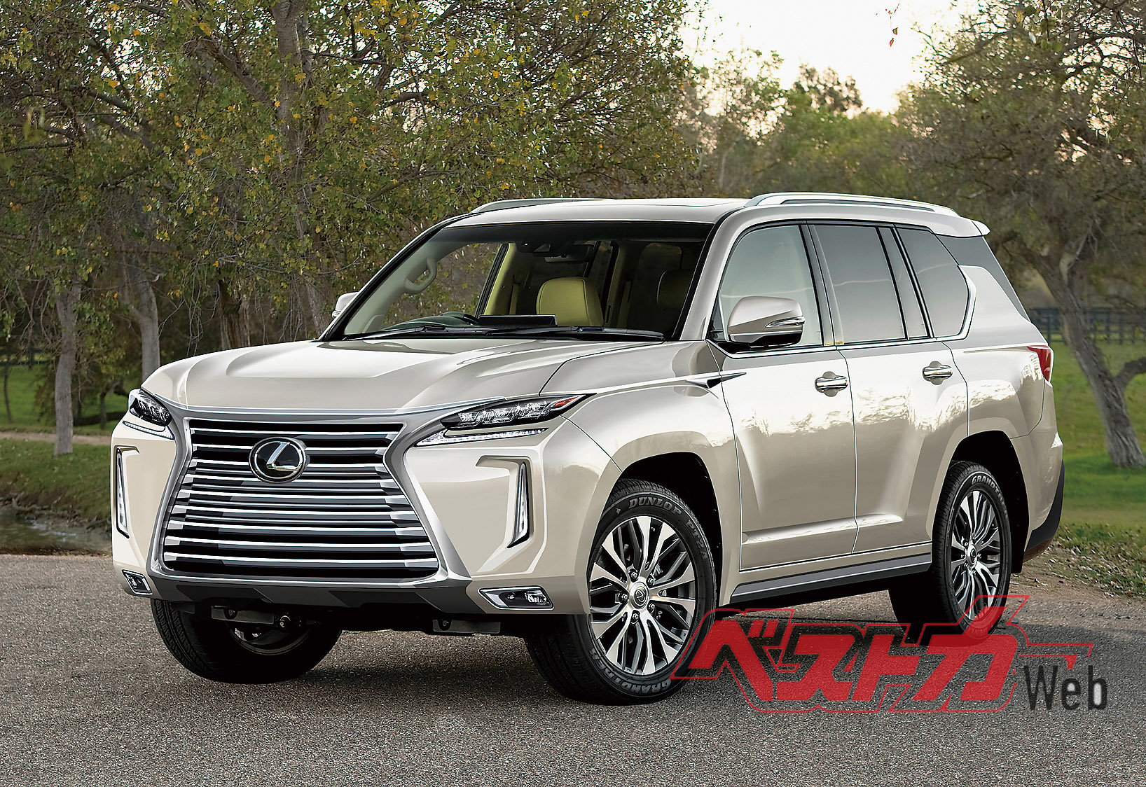 Toyota Land Cruiser 300 2019