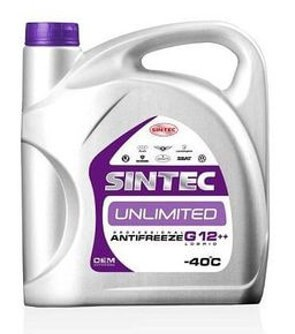 Sintec UNLIMITED G12++ лучшая ОЖ для авто