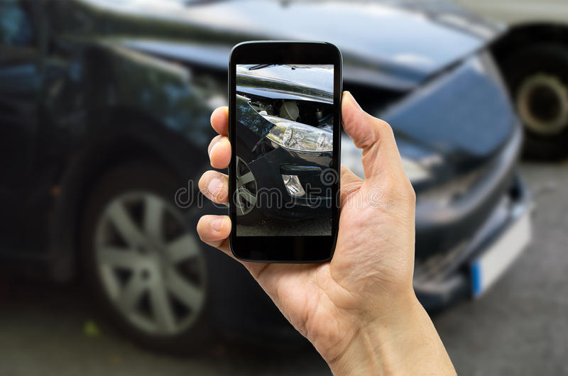 Photo for accident insurance stock images