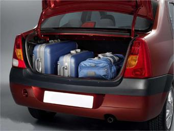 increase clearance of Renault Logan