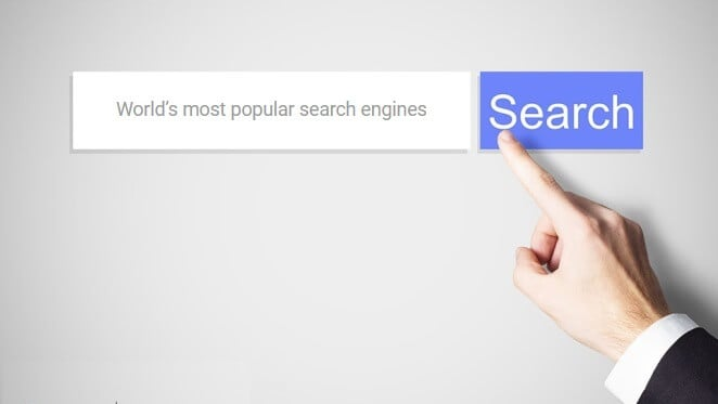 best search engines in the world